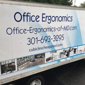 moving truck office ergonomics