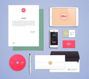 gillian marketing materials